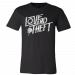 Love and Theft Unisex Black Logo Tee